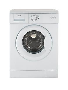 Swan EssentialsSW2012W 5kg Load, 1000 Spin Washing Machine - White