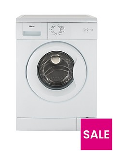 Swan Essentials SW2012W 5kg Load, 1000 Spin Washing Machine - White