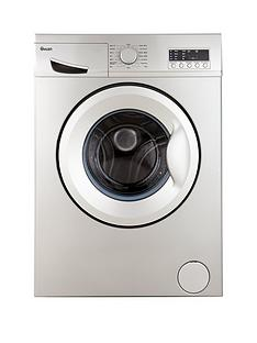 Swan SW2023S 6kgLoad, 1200 Spin Washing Machine - Silver