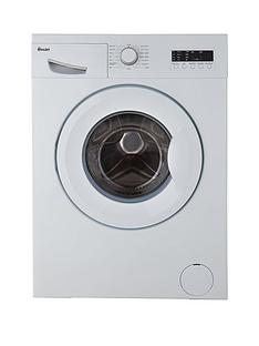 Swan SW2023W 6kg Load, 1200 Spin Washing Machine - White