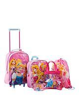 Disney Princess 5 Piece Trolley Set