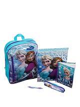 Disney Frozen Stationery Filled Backpack Set