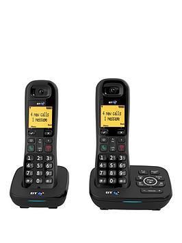 bt-bt1600-twinnbspdigital-cordless-telephone-with-answering-machine