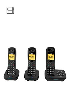 bt-bt1600-trionbspdigital-cordless-telephone-with-answering-machine