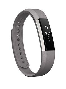 fitbit-fitbit-alta-accessory-band-leather-graphite-small