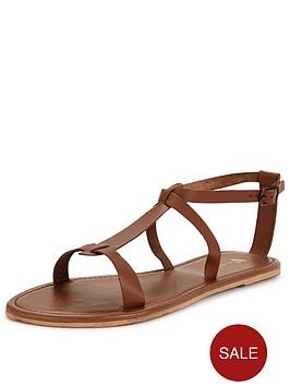 v-by-very-emma-leather-flat-sandal