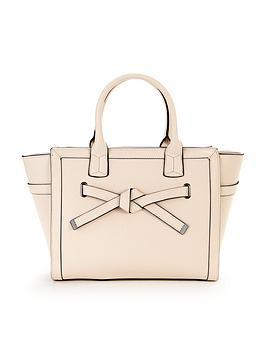 v-by-very-knot-bow-detail-winged-tote-bag