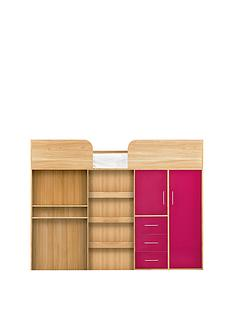 kidspace-ohio-mid-sleeper-bed-withnbspdesk-drawers-wardrobe-and-mattress-options-buy-and-save