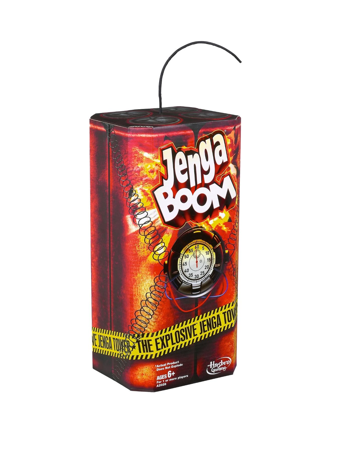 Hasbro Jenga Boom at Very, from Littlewoods