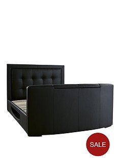 alexis-tv-bed-frame-with-optional-mattress