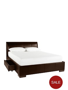 nova-faux-leather-storage-bed-frame-with-optional-mattress