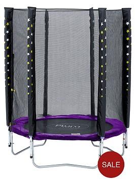 plum-stardust-trampoline-and-enclosure
