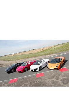 virgin-experience-days-supercar-blast-for-one-weekdays
