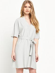 river-island-kimono-sleeve-dress