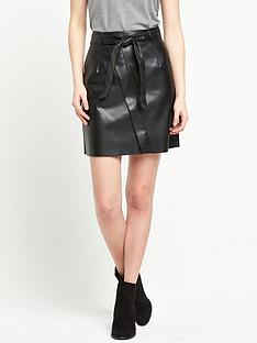 river-island-pu-wrap-mini-skirt