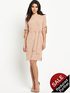 lavish-alice-rib-jersey-tie-detail-dress