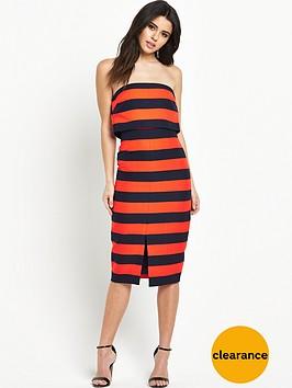 lavish-alice-stripe-print-bandeau-cropped-midi-dress