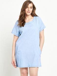 alice-you-denim-pocket-dressnbsp