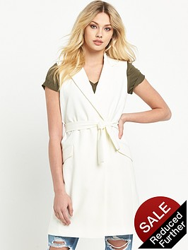 v-by-very-sleeveless-belted-jacket