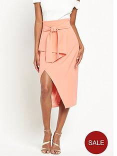 lavish-alice-tie-front-asymmetric-wrap-midi-skirt