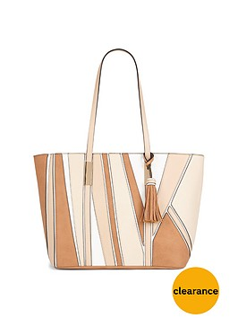 aldo-colour-block-tote