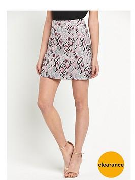 v-by-very-jacquard-a-line-mini-skirt