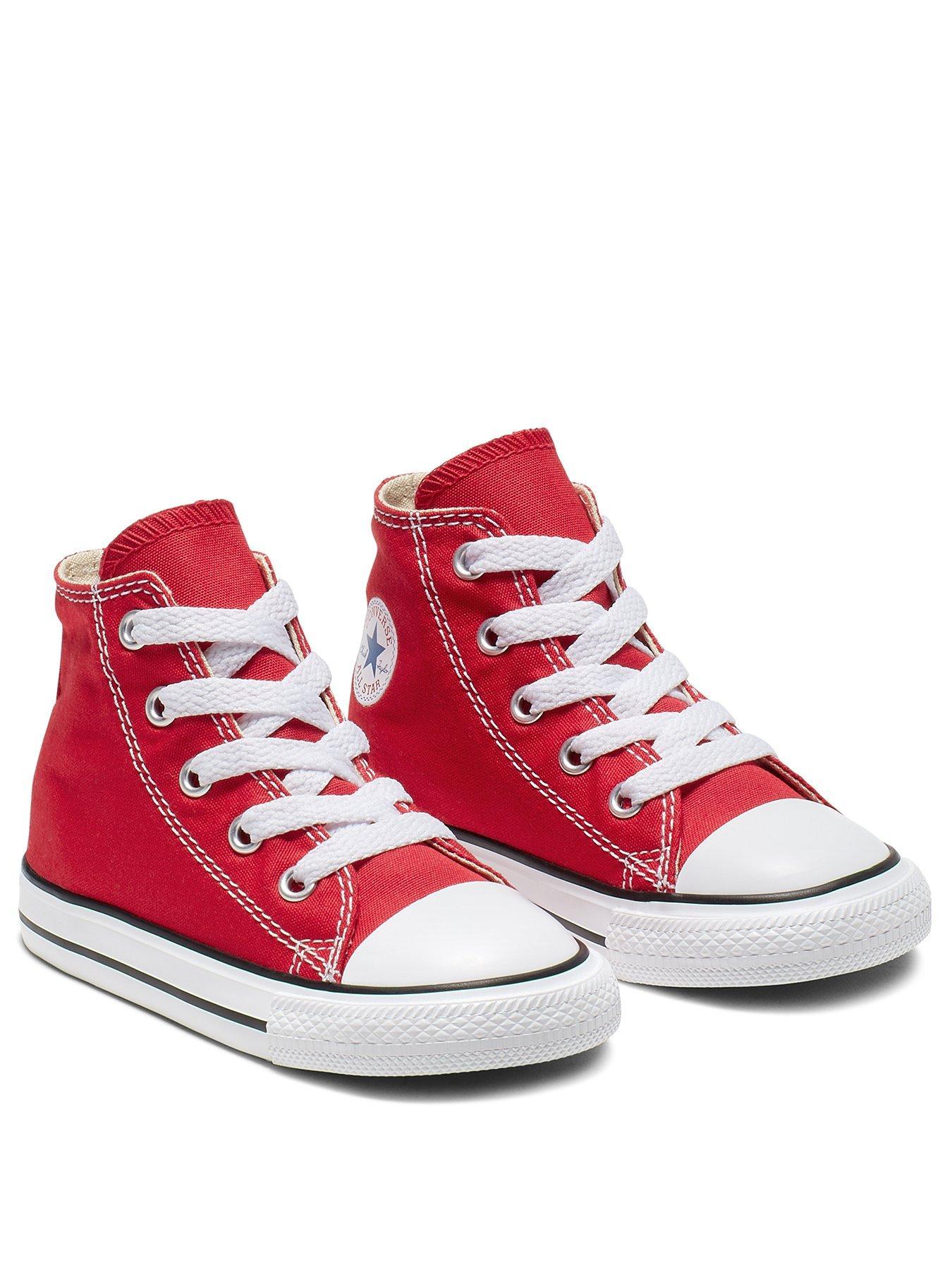 Red | Converse | Child \u0026 baby | www