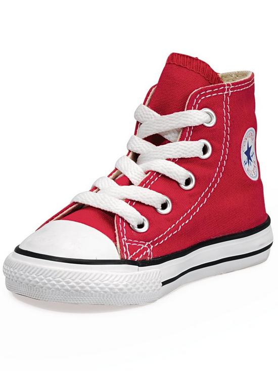 47ed7831f84 Converse Chuck Taylor All Star Hi Core infant Trainer