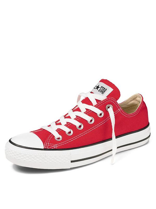 på fötter kl olika färger pålitlig kvalitet Converse Chuck Taylor All Star Ox Plimsolls | very.co.uk