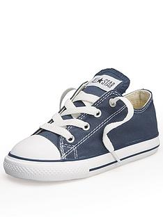 a7271b8ad5d7 Converse Chuck Taylor All Star Ox Core Infant Trainer