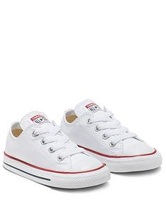 Converse Chuck Taylor All Star Ox Core Infant Trainer f55d77df6d