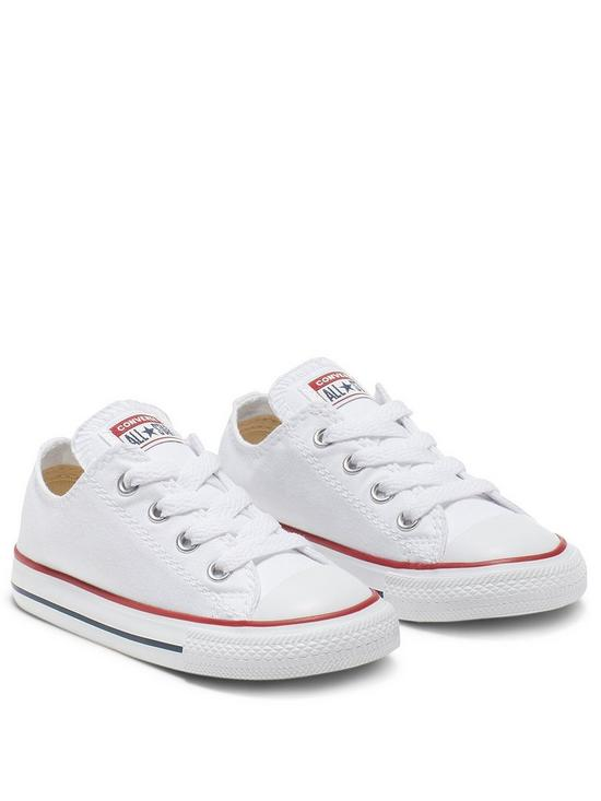 quality design be348 ef09a Converse Chuck Taylor All Star Ox Core Infant Trainer