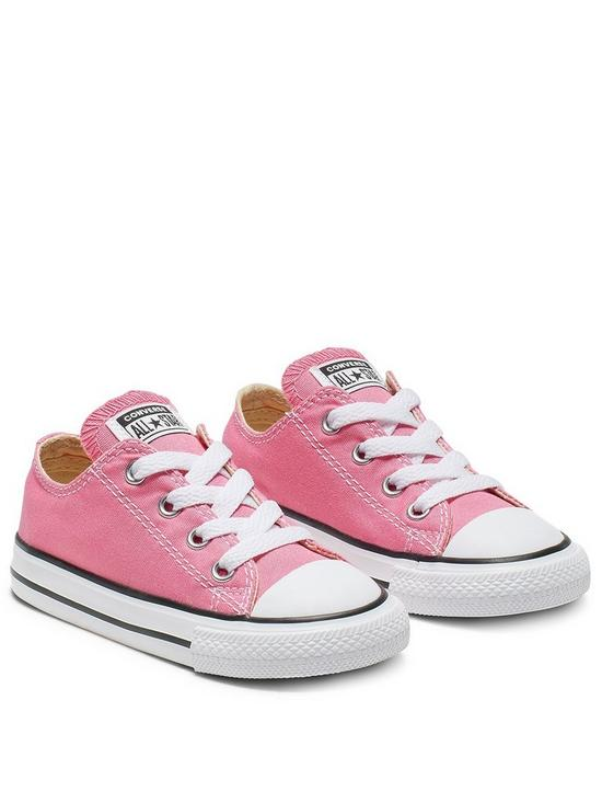 97f7654401bd Converse Chuck Taylor All Star Ox Core Infant Trainer