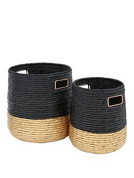 set-of-2-round-twisted-kalahari-weave-storage-baskets