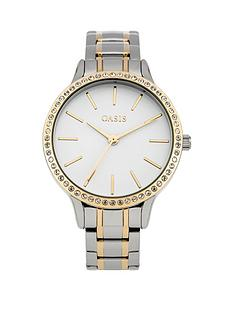 oasis-oasis-white-glossy-dial-stone-set-bezel-two-tone-gold-stainless-steel-bracelet-ladies-watch