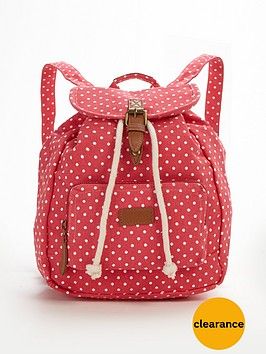 v-by-very-girls-polka-dot-backpack