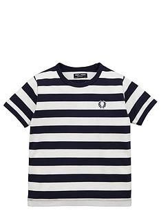 fred-perry-ss-stripe-tee