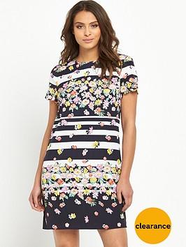oasis-oasis-sofia-stripe-vest-scallop-sleeve-shift-dress