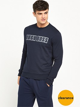 hugo-boss-logo-crew-top
