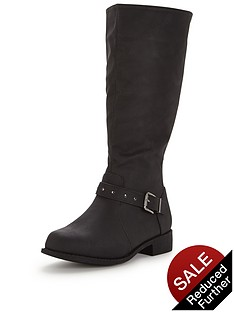 so-fabulous-woodrow-elastic-riding-boot-with-metal-trim-detail-black-extra-wide-fit