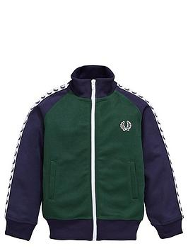 fred-perry-laurel-wreath-taped-colour-block-track-jacket