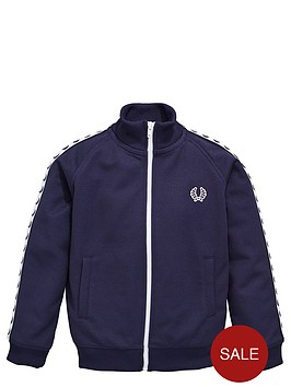 fred-perry-laurel-wreath-taped-track-jacket
