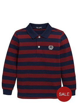 fred-perry-ls-stripe-polo