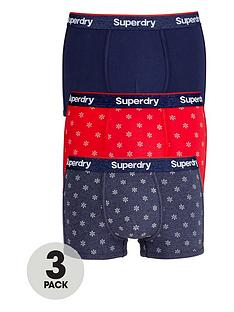 superdry-3pk-snowflakeplain-trunk