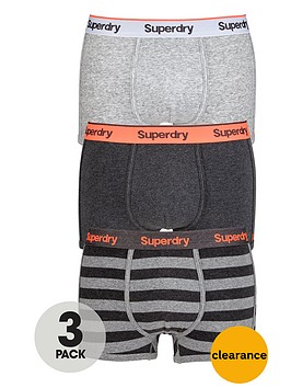 superdry-plainstriped-trunks-3-pack