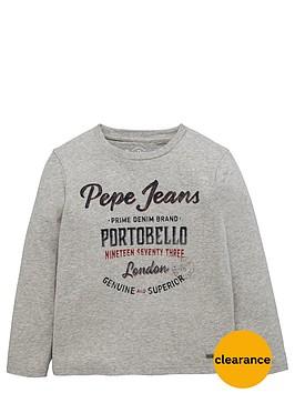pepe-jeans-boys-josua-graphic-tee