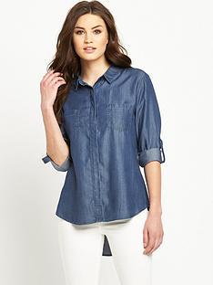 oasis-torinbspdenim-shirt