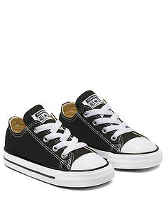 66aa6ea5c4e Converse Chuck Taylor All Star Ox Core Infant Trainer