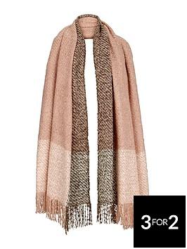 v-by-very-sparkle-colour-block-blanket-scarf