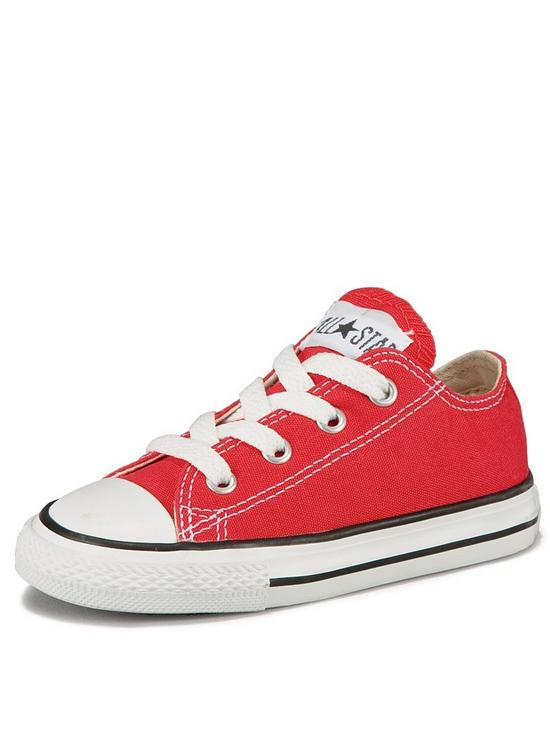 Converse Chuck Taylor All Star Ox Core Infant Trainer  0e34c632f